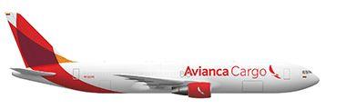 Avianca Cargo - B767-300 freighter