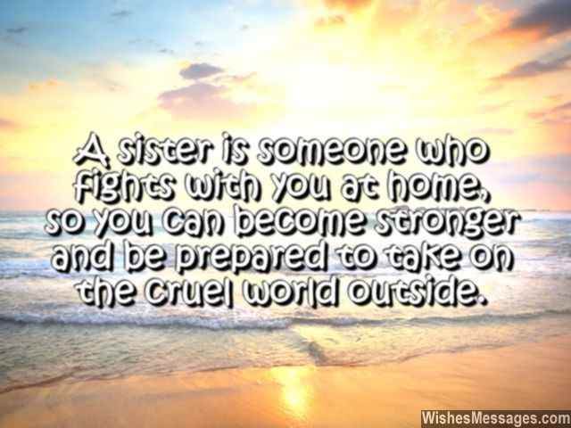 17 Best Images About Sisters: Quotes And Poems On