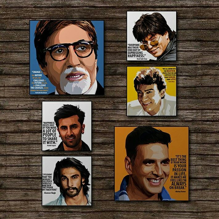 Bollywood Stars and their inspiration quotes. Bollywood way weekend inspiration, cool way to start a new week. DM Us or WhatsApp us directly to order now No. +91 8691803585 Site : www.popartfactory.in  #amitabhbachan#ranbirkapoor#ranveersingh#shahrukhkhan#amirkhan#akshaykumar#artwork#frames#wallart#artist#artgram#followme#follow#like4like#art#instalike#tagsforlikes#igers#likeforlike#nofilter#tflers#motivationalquotes#design#followback#Quotes#bollywood#popartfactory