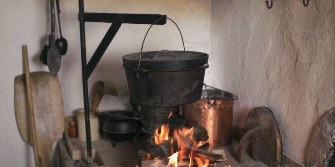 La historia del horno holandés, tipos y formas de utilizarlo