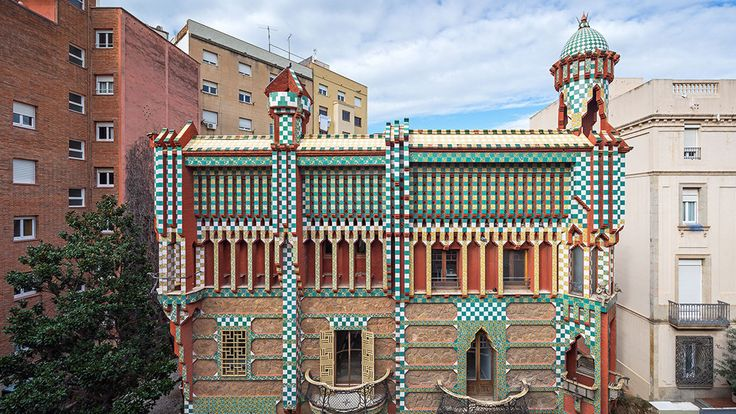 Catalan modernist architect Antoni Gaudí's first house will open as a museum after extensive renovations
