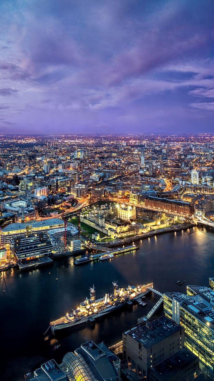 4K Wallpaper City London