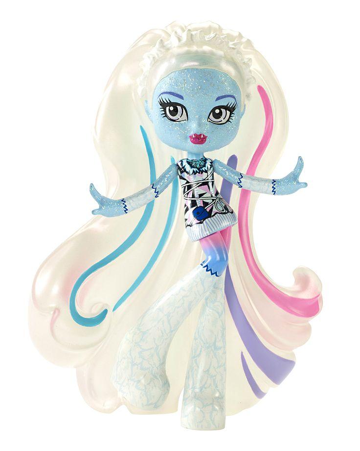 Monster High Виниловая Эбби Боминэйбл