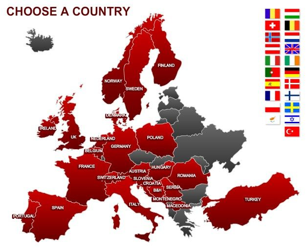 BNI in Europe