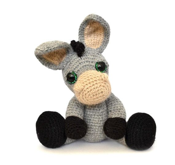 Amigurumi World Download : 294 best images about Animals - horses, llamas, camels and ...