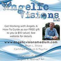 Win a free psychic reading | Angelic Visions LLC | Rev. Brian L. Sharp, Certified Medium & Psychic
