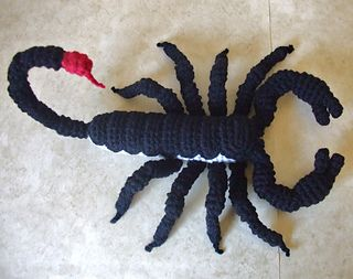 Emperor Scorpion Pattern By Joy Koestner A Mi Bug Insect