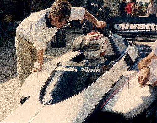https://flic.kr/p/6mbdzK   Nelson Piquet   Nelson Piquet Brabham BMW BT54 Brands Hatch 28th & 29th August 1985
