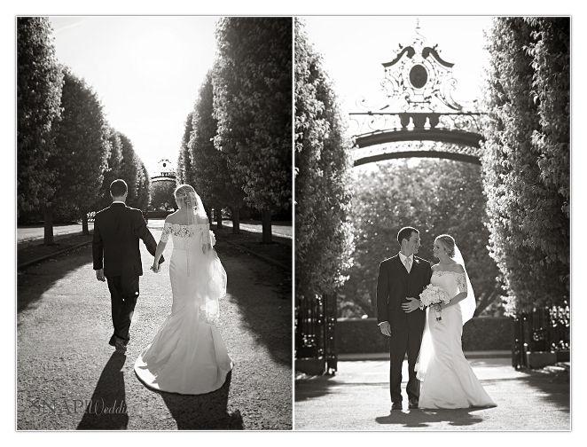 Ochre Court Wedding, Salve Regina, Bride and Groom, Newport,  © Snap Weddings