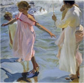 Bath time | Sorolla