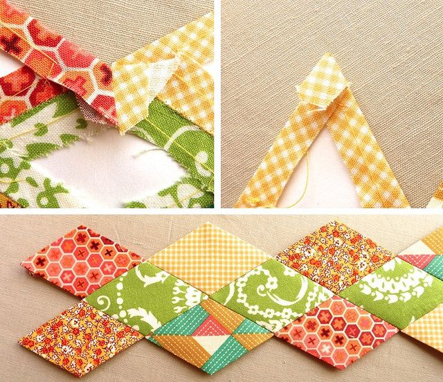 How to Make an English Paper Pieced Instavase (What's That?)   Craftypod