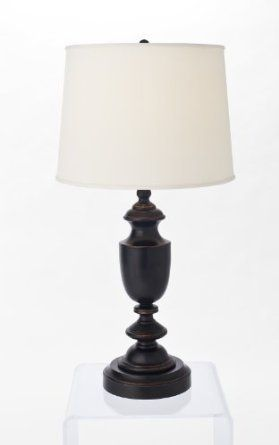Baluster Battery Operated Cordless Table Lamp