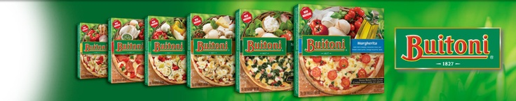 Nestlé : BUITONI: My new FAV store bought pizza