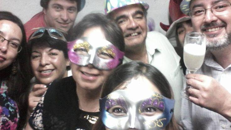 Valeria Luna, Guillermina Caceres, Daniela Rodriguez, Juan Gonzalez, Victor Luna, Pablo Romero y Manuel Luna