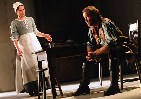 an argument against the execution of john proctor in the play the crucible by arthur miller What is parris' argument against proctor a written by arthur miller a the trials in the crucible take place against the backdrop of a deeply religious and.