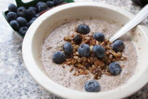 For when you're missing a bowl of heartwarming oatmeal or porridge in the morning! This recipe will be sure to do the trick!