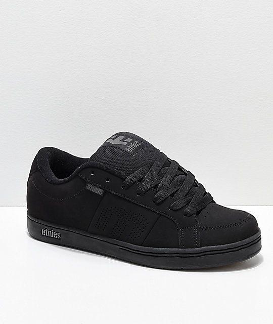 d7cc0465 Etnies Kingpin Black & Black Skate Shoes Solo a Pedido USA | ETNIES ...