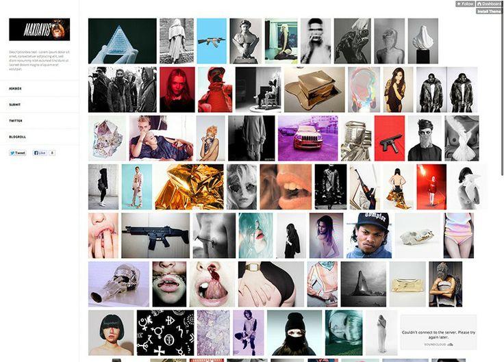 Pyramide 2 - Free tumblr theme - #tumblr #theme #free #freetheme #tumblrtheme #design #webdesign