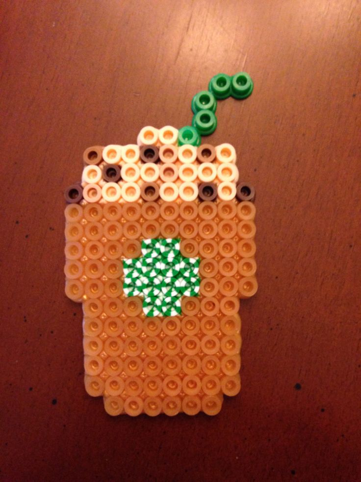 17 best images about perler food logos on