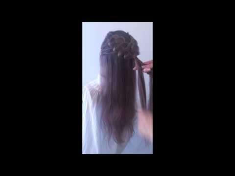 Combination Braids - YouTube
