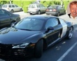 Nike founder Phil Knight has a $120,000 Audi R8. Knight, however, went for a bolder approach and got a black model with a contrasting silver sideblade. A Nike employee snapped his car, seen here, at the company's headquarters in Oregon.