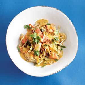 Recept - Gebakken Thaise bami - Allerhande
