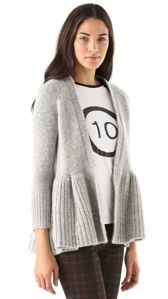 #peplums: Peplum Sweater, So Sweet