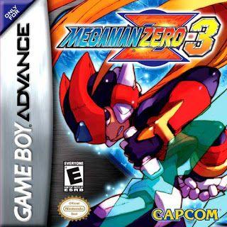 Emularoms: Megaman Zero 3 ( BR ) [ GBA ]