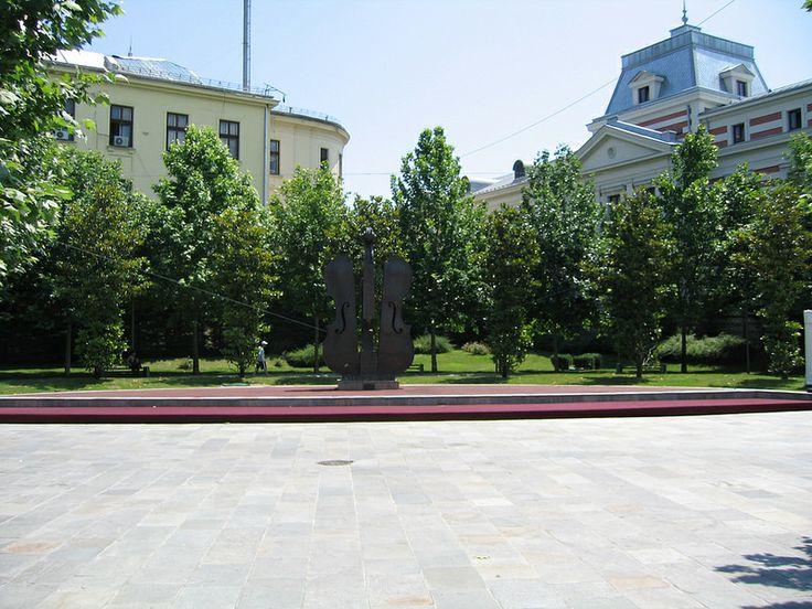 Bucharest, near Coltea Hospital