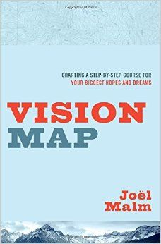 More Is there a gap between you and your dream? For a successful strategy, read the Vision Map @moodypublishers