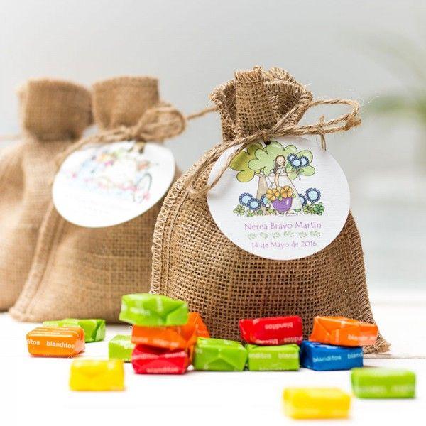 Caramelos Bolsa Comunión