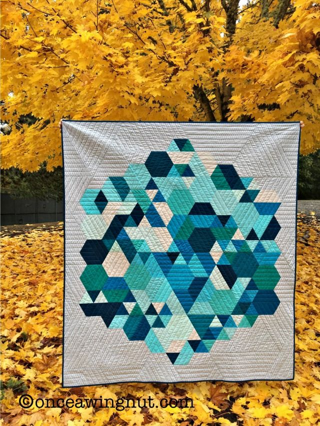 A Quilter's Table: Showing Them Off