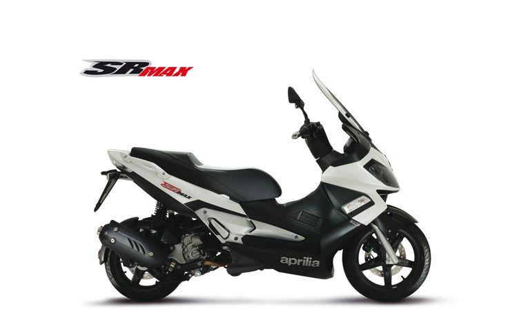 Aprilia SR MAax 300 4.399€