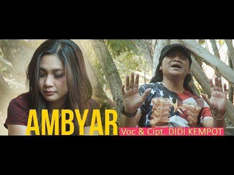 Didi Kempot Ambyar Official Mp3 Music