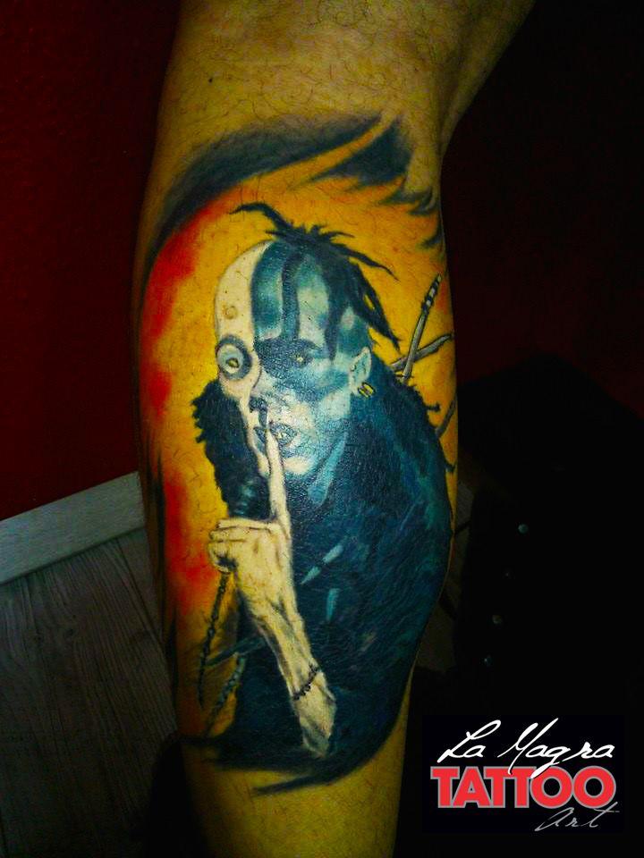 #tattoo #gerald #brom