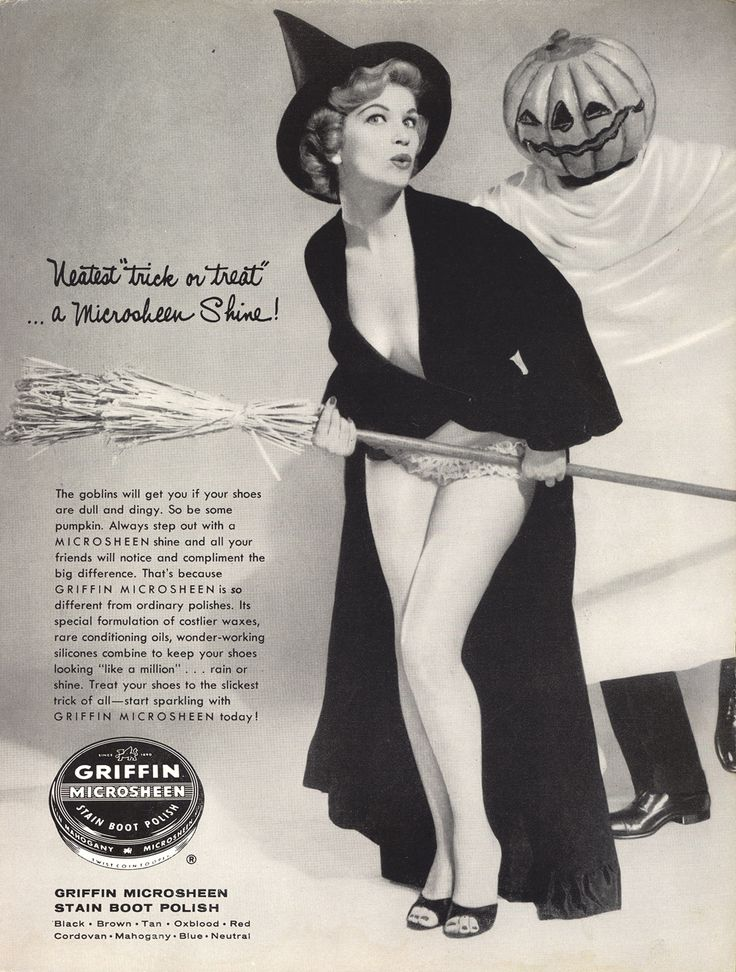 The 1950s were an innocent time in America as far as mainstream advertising went. But one campaign was quite racy.