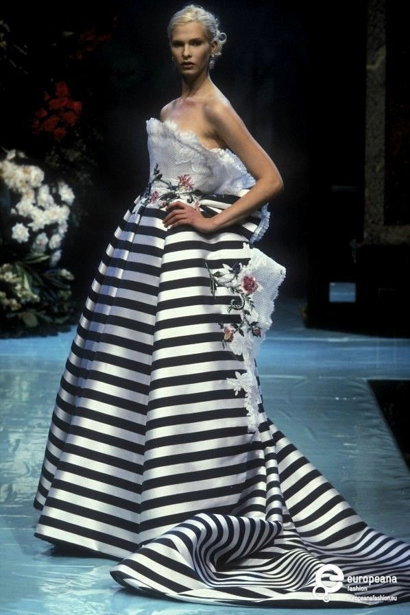 1226 best fashion house dior 1989 1996 gianfranco ferre for Haute couture fashion house