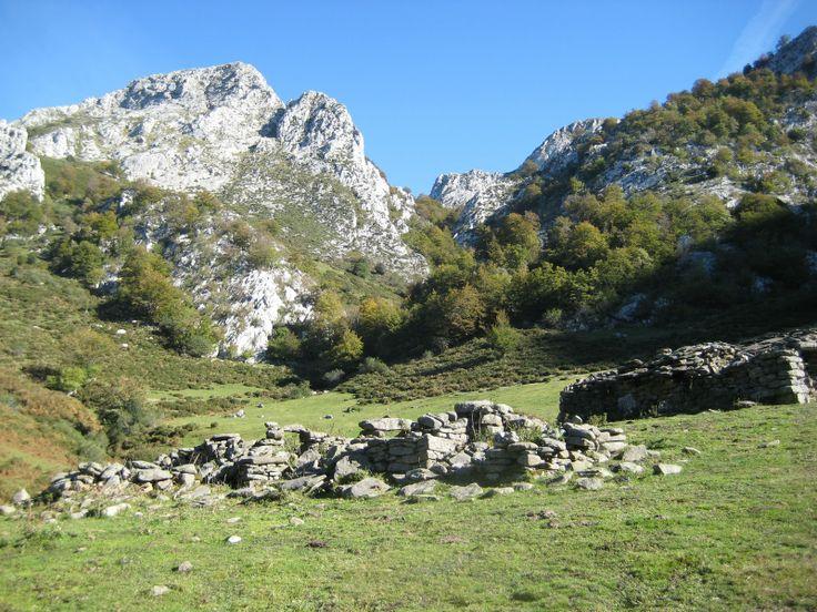 Majada de Melordaña, Orlé, Asturias