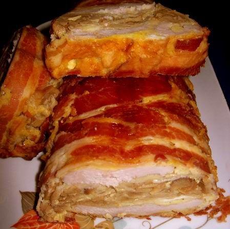 Egy finom Gombás rakott hús őzgerincben ebédre vagy vacsorára? Gombás rakott hús őzgerincben Receptek a Mindmegette.hu Recept gyűjteményében!