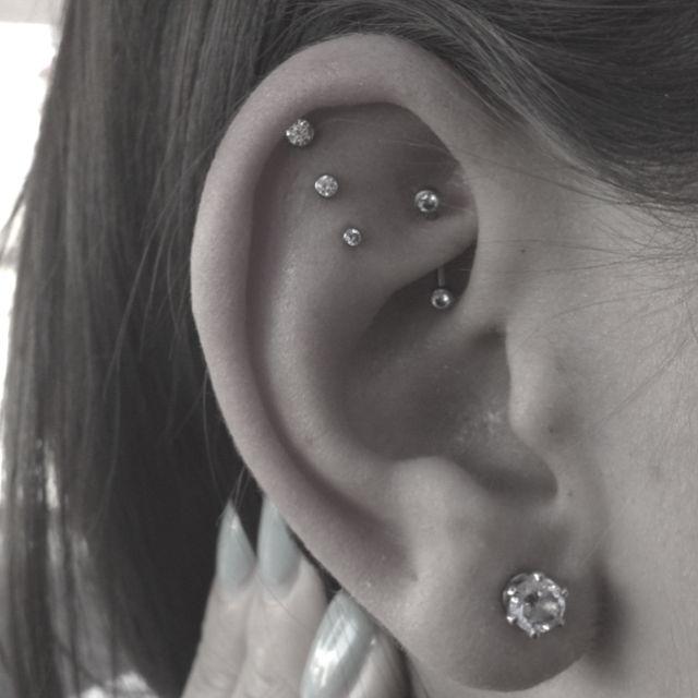 Loving this triple helix. Next piercing?