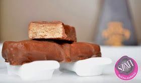 Protein csoki szelet ~ Éhezésmentes Karcsúság Szafival