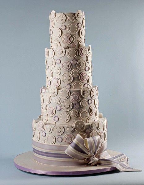 tartas de boda -  wedding cake - circles