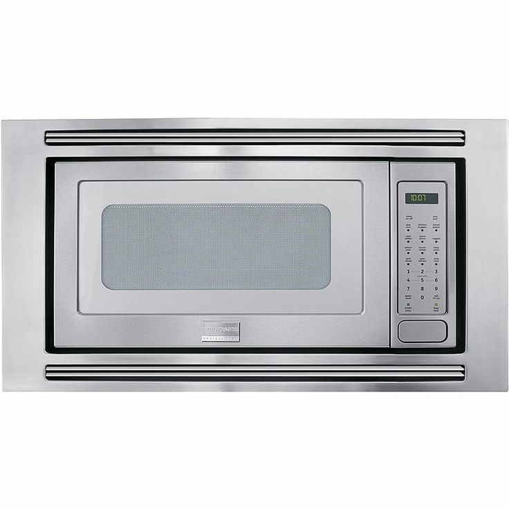 Frigidaire Professional Series Built In Microwave Cu