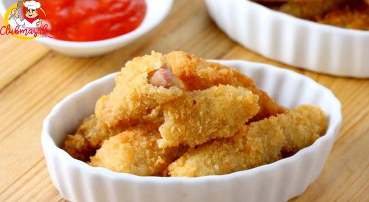 Resep Sajian Dengan Saus Mayones, Ikan Goreng Saus Tartar, Masakan Ala Cafe, Club Masak
