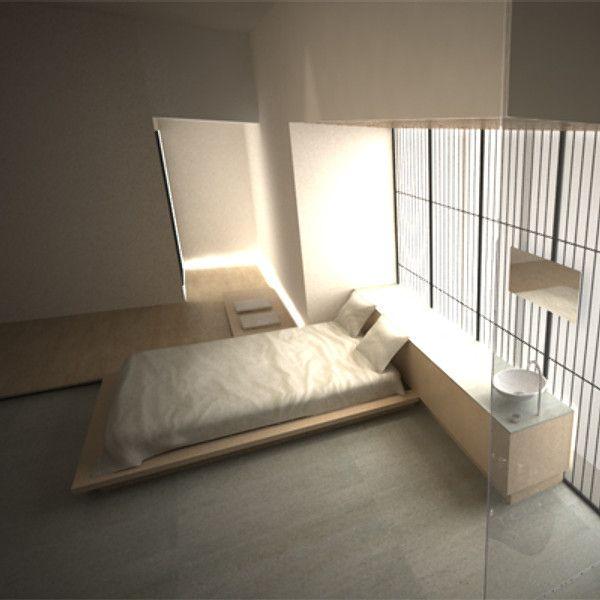 modern japanese bedroom 12 best bedroom interior experiment 1 images on pinterest 12593 | 88de18fc53c1d467e428320561961e99 japan interior japanese bedroom