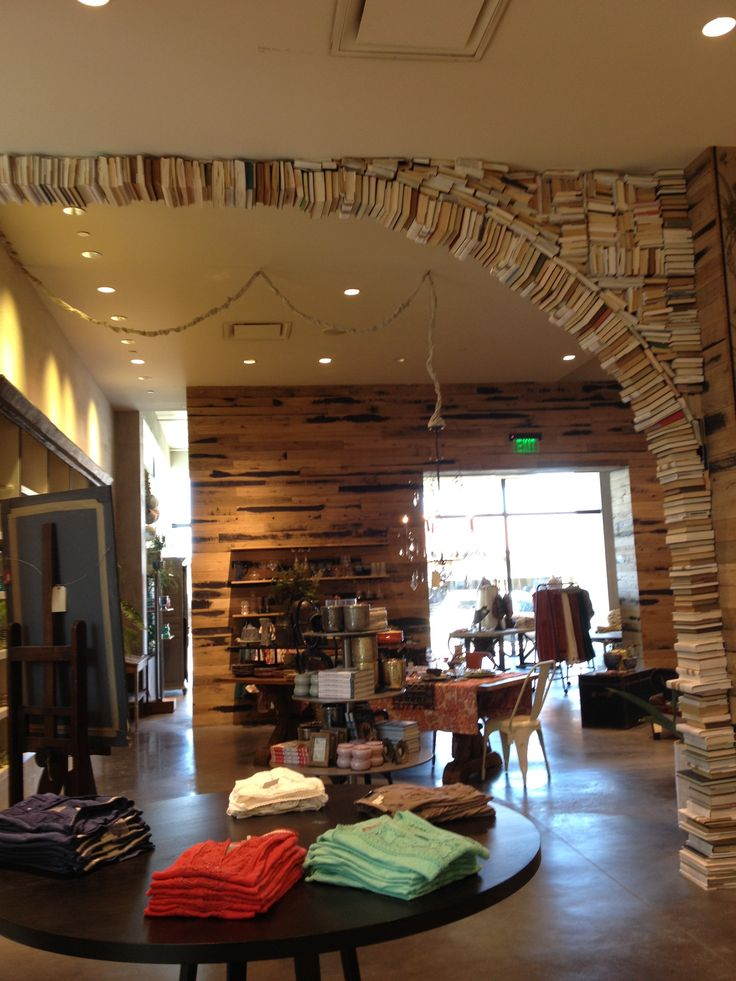 Anthropology store on El Paseo, Palm Desert, CA.    *LOVE this!!
