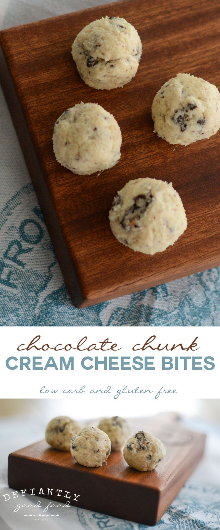 Like cookie dough without the guilt!  Low carb, gluten free, LCHF