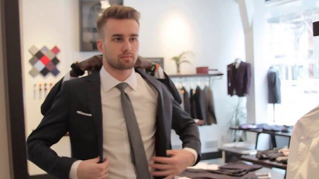 This is not your grandfather's tailor. New York's Acustom Apparel a menswear apparel brand that's changing the way custom clothing is experienced. We use a 3D body scanner and our proprietary Digital Bespoke technology to make custom clothing that's better fitting, more accessible, and more affordable than traditional methods. We currently offer digital bespoke suits, shirts, polos, jeans, chinos, and overcoats. Stop by our flagship retail store in SoHo at 330 West Broadway and see firsthand…