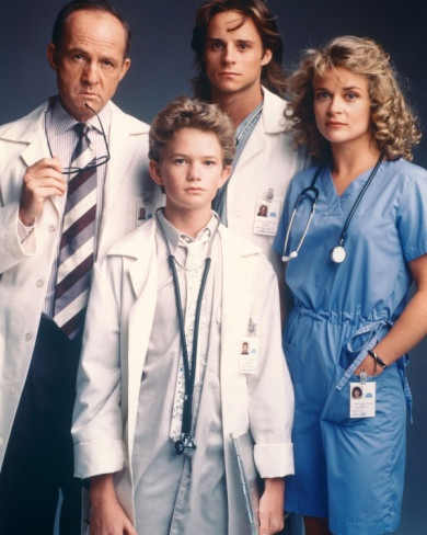Doogie Howser, M.D. - NPH @age 16...why does he look like SUCH A BABY TO ME?