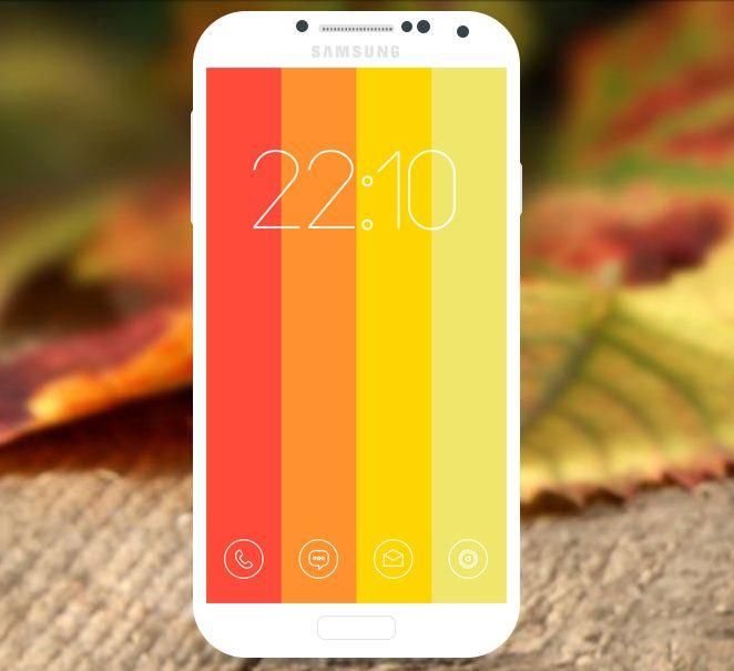 10 Free Android Lockscreens UI Kits